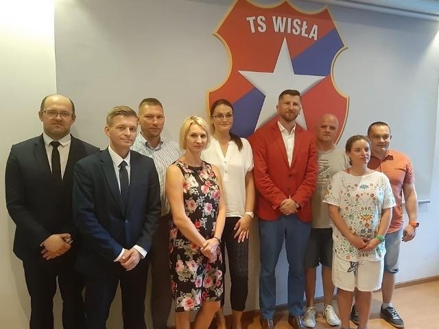 Zarząd TS Wisła Kraków wybrany w czerwcu 2019 roku