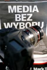 """""""Media bez wyboru"""". Piotr Muller: Dziwi mnie forma protestu"""