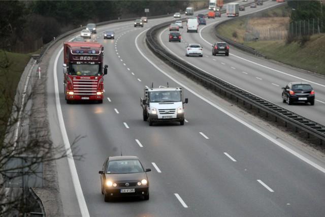 Droga S6 w Gdyni. Zdjęcie ilustracyjne