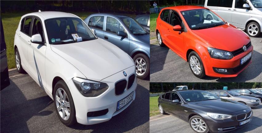 Sporo bardzo ciekawych samochodów oferowano na giełdzie w...