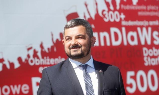 Krzysztof Sobolewski powiedział Onetowi, co dalej po aferze taśmowej w wałbrzyskim PiS.
