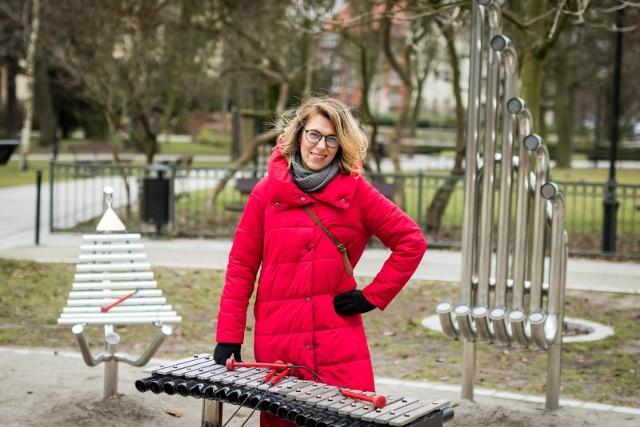 Dominika Kiss-Orska, pomysłodawczyni i dyrektorka festiwalu muzyki tradycyjnej i ludowej Ethniesy.