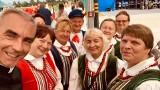 Podczas gminnych dożynek w Magnuszewie bawiło się wielu mieszkańców i gości - zobacz zdjęcia i filmy