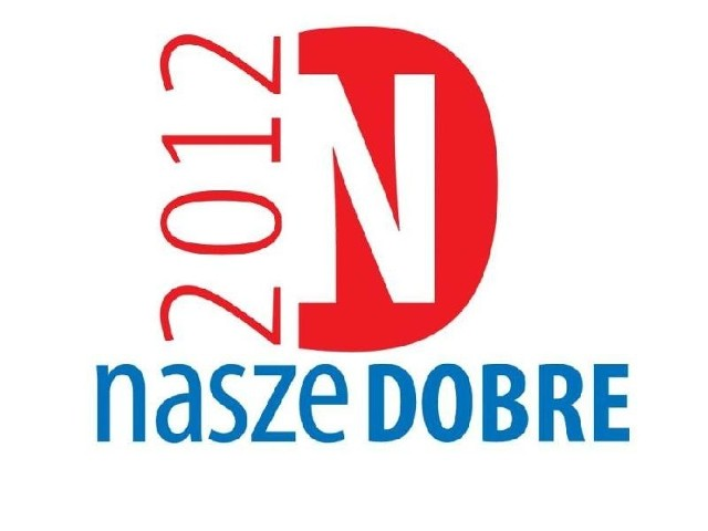 Logo plebiscytu Nasze Dobre z Kujaw i Pomorza - znak jakości Gazety Pomorskiej 2012