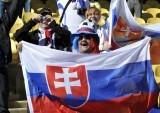 Kibice Słowacji do ostatnich minut meczu z Holandią wierzyli w awans swoich ulubieńców do ćwierćfinału MŚ