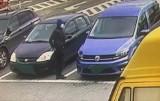 Włamał się do auta i ukradł kopertę z pieniędzmi na Grunwaldzie. Policja publikuje nagranie i zdjęcia. Rozpoznajesz go?