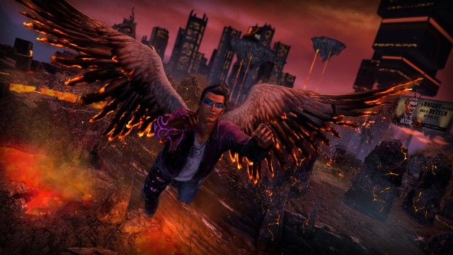 Saints Row: Gat out the HellSaints Row: Gat out the Hell