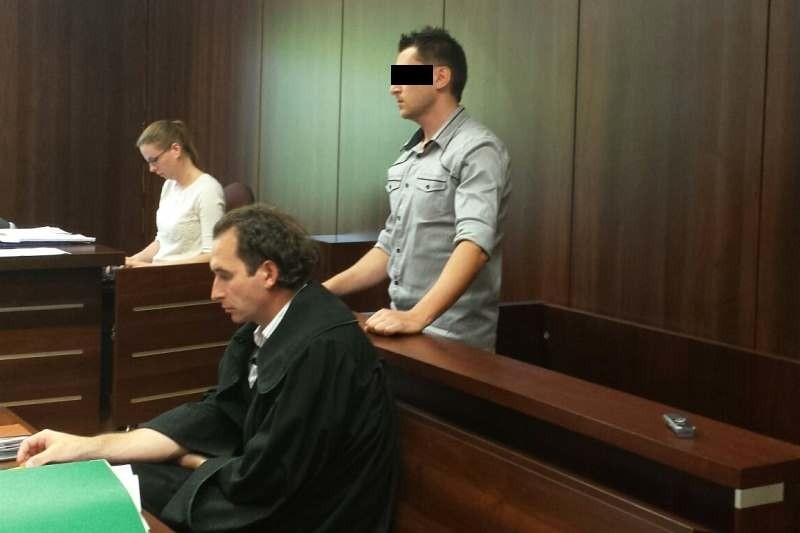 Proces Arkadiusza B. rozpoczął się dziś przed Sądem...