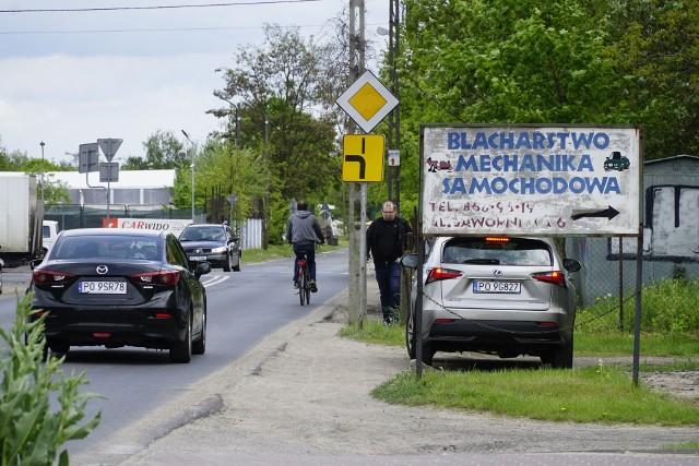 Na Jawornickiej powstanie ciąg pieszo-rowerowy o szerokości trzech metrów, który powstanie po zachodniej stronie Jawornickiej, a jego nawierzchnia zostanie wykonana z betonu asfaltowego.
