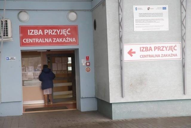 Kolejne podejrzenie zakażeniem koronawirusem. Na oddział zakaźny trafił mężczyzna z Gubina.