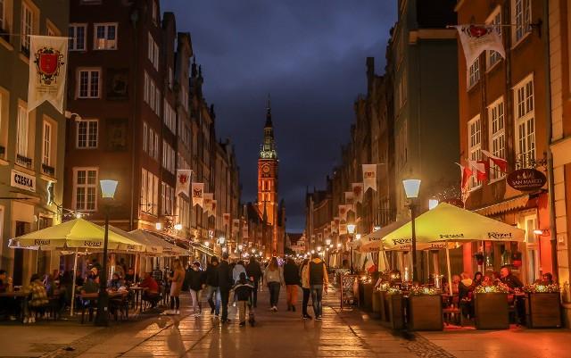 Gdańsk po otwarciu restauracji, 29.05.2021