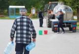 Skażona woda w Lisowicach nie nadaje się do spożycia przez ludzi. Gmina organizuje wodę dla mieszkańców