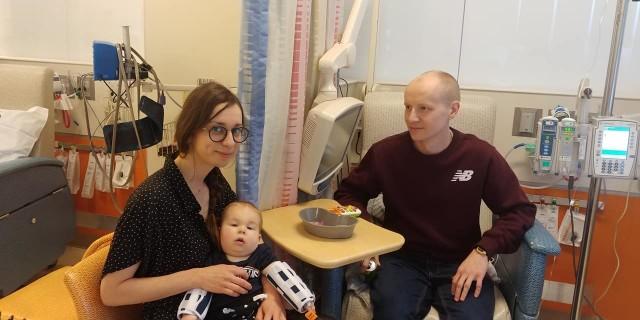 - Mamy to! Dziś Alex otrzymał Zolgensma w Children's Hospital of Philadelphia! - nie kryje zadowolenia mama chłopca.