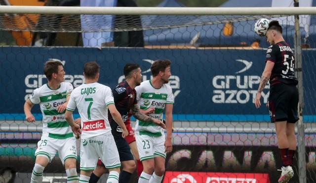 Pogoń Szczecin - Lechia Gdańsk, 21.06.2020WIĘCEJ: Pogoń - Lechia 0:1. Lepsza gra Portowców, ale gorszy wynik