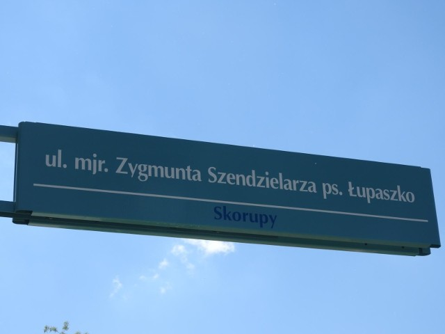 Ulica Łupaszki znajduje się na Skorupach. Z jednej strony dochodzi do Piastowskiej, z drugiej ma stykać się z nową ulicą - Podlaską.