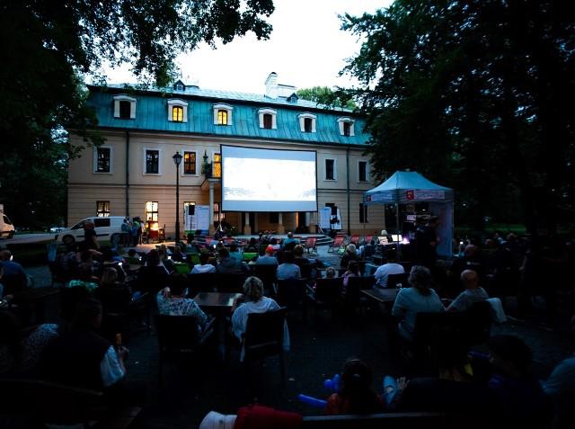 1 sierpnia rozpoczną się plenerowe seanse kinowe w Tarnowskich Górach.