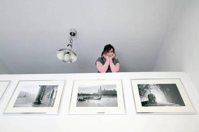 Wystawa Pawła Krzana w Galerii Fotografii Fot. Anna Kaczmarz