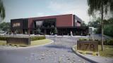 Powstaje Zalesie Park. Tak będzie wyglądać nowa galeria handlowa na Zalesiu w Rzeszowie [WIZUALIZACJE]