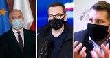 Krzysztof Piasecki o tym, który polityk zasłużył na tytuł człowieka roku, kogo pogodził wicepremier Sasin i za co podziwia okulary premiera