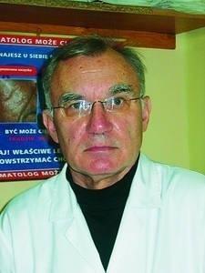 Dr n. med. Marek Brzewski, specjalista dermatolog i wenerolog