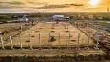 Budowa nowego centrum handlowego w Radomiu. Zobacz, jak powstaje Leroy Merlin [zdjęcia]