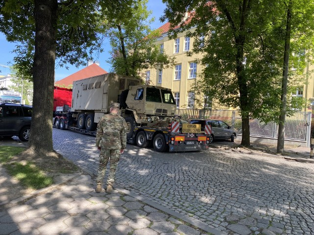 Przed jednostką na Marcelińskiej w Poznaniu trzeba spodziewać się utrudnień