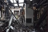 W jedną noc rodzina Grobelnych z Lucin straciła w pożarze dom. Rozpoczęła się zbiórka, by pomóc im stanąć na nogi