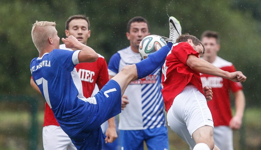 W niemal całej Polsce zakończył się już sezon niższych lig....
