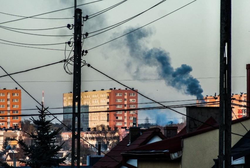 Smog w Bydgosczy