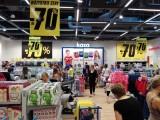 Nowe sklepy debiutują w Outlet Center Białystok: Smyk, Badura, Hummel
