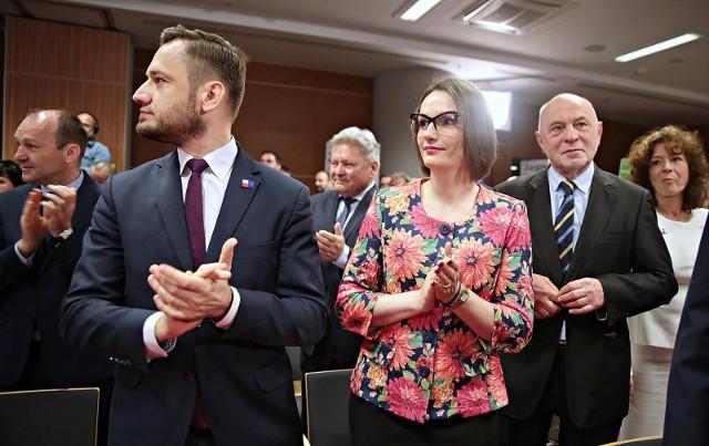 Bogusław Sonik stwierdził, że w wielu regionach i kołach Borys Budka ma zaufanie. Co do swojej politycznej przyszłości nie chciał się wypowiadać