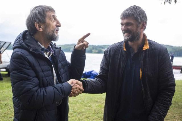 Henryk Synoracki uważa, że Sebastian Kęciński jeszcze bardziej niż on tęskni za rywalizacją na wodzie