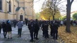Kolejny protest na ul. Piotrkowskiej w Łodzi! Protestujący weszli do katedry... ZDJECIA