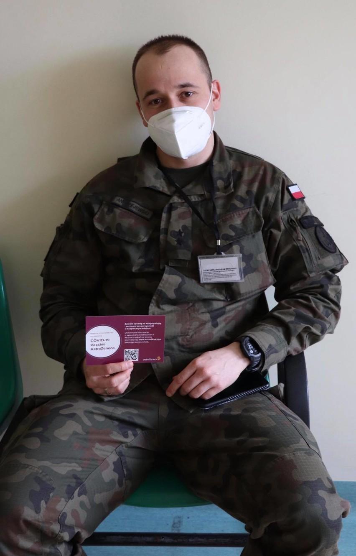 Żołnierze WOT oraz 56 Bazy Lotniczej w Inowrocławiu od kilku...