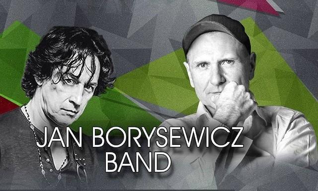 Jan Borysewicz Band będzie gwiazdą warsztatów i koncertu w Namysłowie.