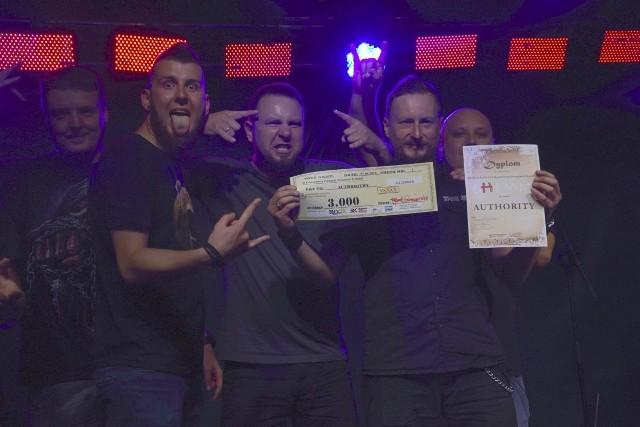 W tegorocznym finale sHematu zwyciężyła grupa Authority. W nagrodę otrzymała czek w wysokości 3 tysięcy złotych.