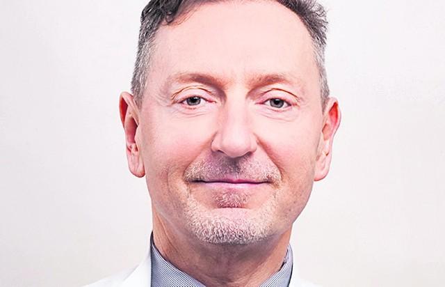 Prof. dr hab. Jacek Fijuth