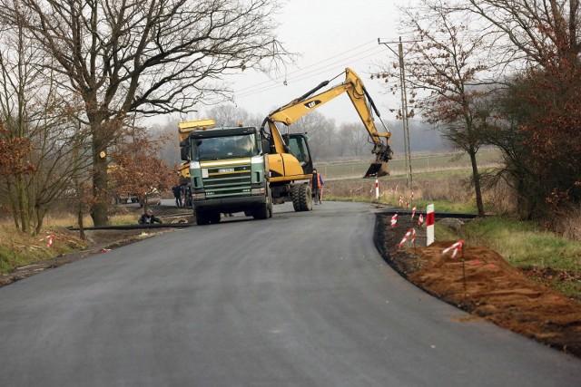 Do końca kwietnia GDDKiA prowadzić remonty cząstkowe nawierzchni dróg krajowych na terenie województwa kujawsko-pomorskiego.