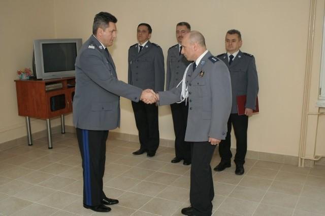 Samodzielny Pododdział Prewencji Policji w Bielsku-Białej ma nowych dowódców