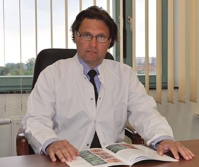 6 na 10 pacjentów onkologicznych, którzy trafiają do Kliniki Otolaryngologii, Chirurgii Głowy i Szyi Uniwersyteckiego Szpitala Klinicznego we Wrocławiu, ma nowotwór w stanie zaawansowanym – mówi prof. Tomasz Kręcicki