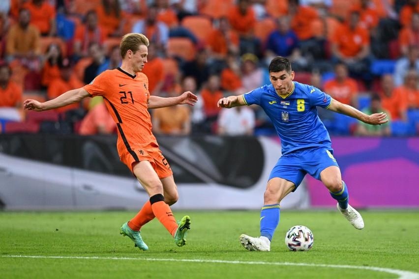 Euro 2020. Holandia w siódmym niebie, Ukraina załamana! Od 2:0, przez 2:2 do 3:2! Wyborny mecz w Amsterdamie