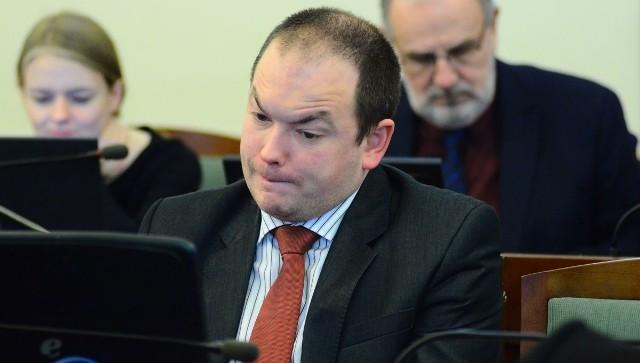 Tomasz Lipiński, radny Platformy Obywatelskiej