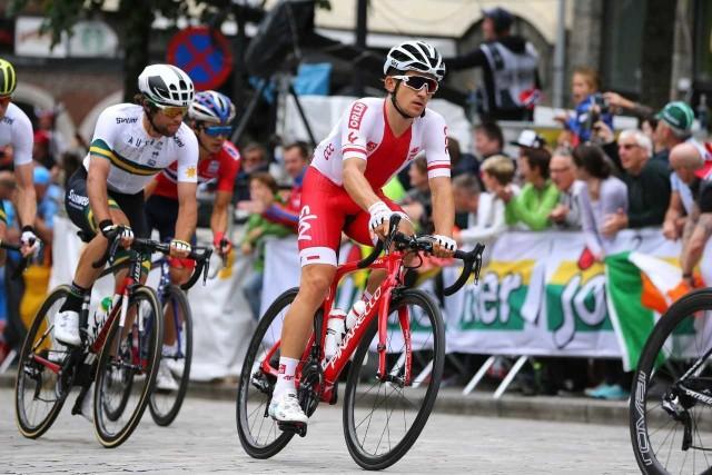 Michał Kwiatkowski jest jednym z faworytów do medalu mistrzostw świata w kolarstwie szosowym
