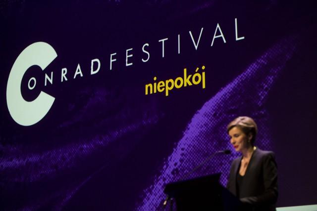 Festiwal Conrada jest największym międzynarodowym wydarzeniem literackim w Polsce.