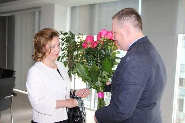 Agencja Nieruchomości Rolnych ma nowego prezesa Irena Maria Błaszczyk