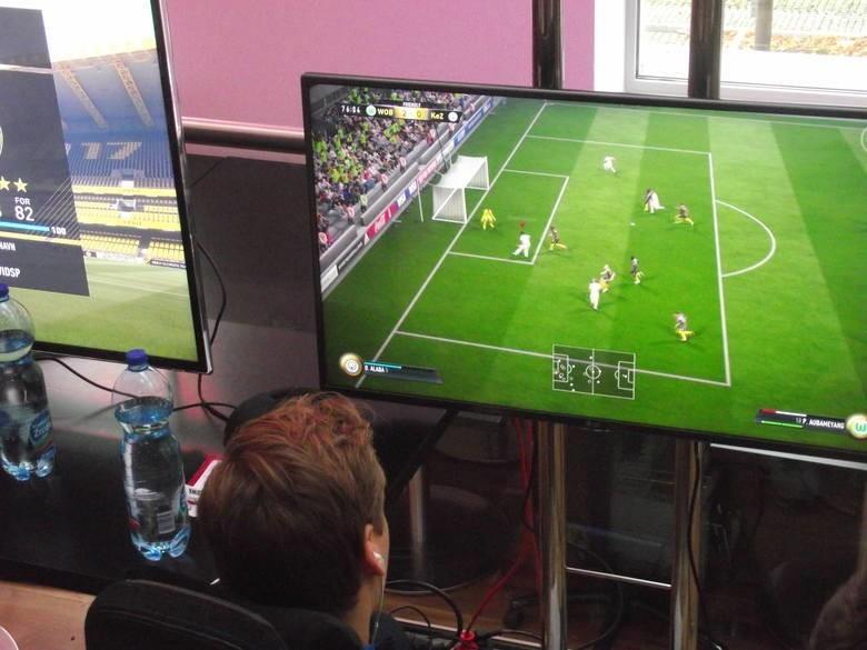 Pierwszy turniej eSports na stadionie Legii