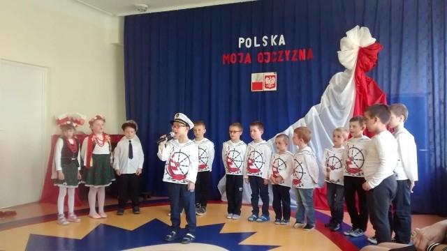 Nietypowa Artystyczna Lekcja Patriotyzmu W Przedszkolu W