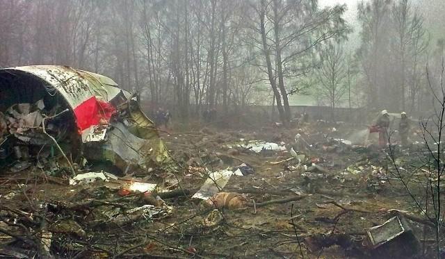 Katastrofa samolotu prezydenckiego pod Smoleńskiej 10 kwietnia 2010 roku