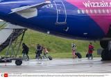 Lot z przeszkodami, czyli podróż samolotem linii Wizz Air z warszawskiego Okęcia do Burgas.