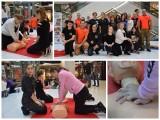 Rekord w udzielaniu pierwszej pomocy. Tak białostoczanie obchodzili Europejski Dzień Przywracania Czynności Serca (zdjęcia)